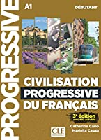 Civilisation progressive du francais - nouvelle edition: Livre + CD audio A