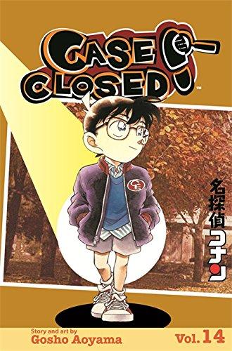 Case Closed Volume 14