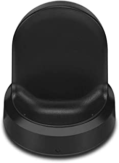 Margoun Wireless Charger Dock for Samsung Gear S2/S3 Smartwatch - Black