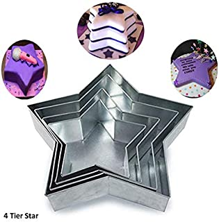 Best star shaped baking tin Reviews