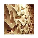 Modulo in poliuretano per pannelli 3D ARJABET | Stampi in poliuretano Decor Pannello decor...