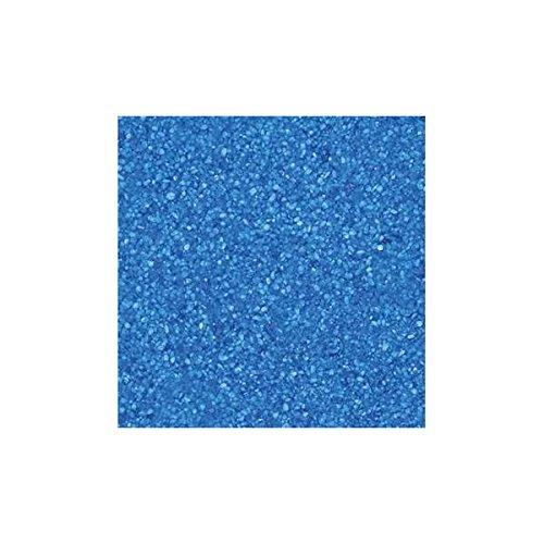 Farbsand, Dekosand, Blau, 0,5mm, 1kg im Beutel, (1,95€ / kg) Season