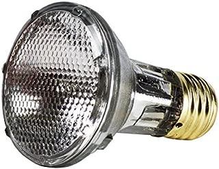 GE Energy Efficient Halogen PAR20 Light Bulb, 1 Year Life, Indoor Floodlight, 38 Watt, 490 Lumens, 2 Pack