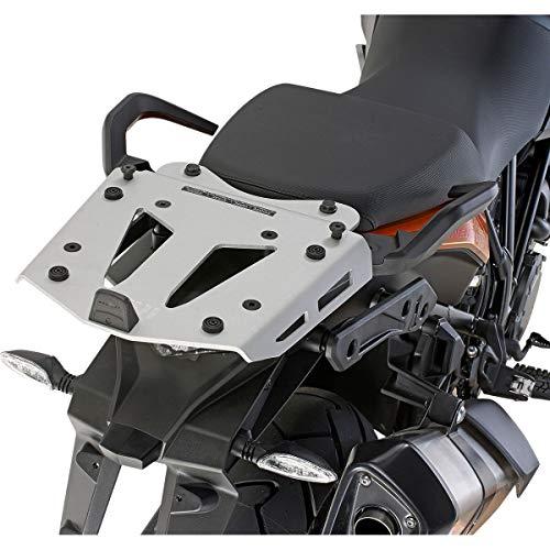 Givi SRA7703 Topcase Träger Monokey Koffer, Aluminium