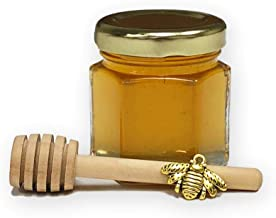 2 oz Honey Wedding, Party, Event Favors with 3