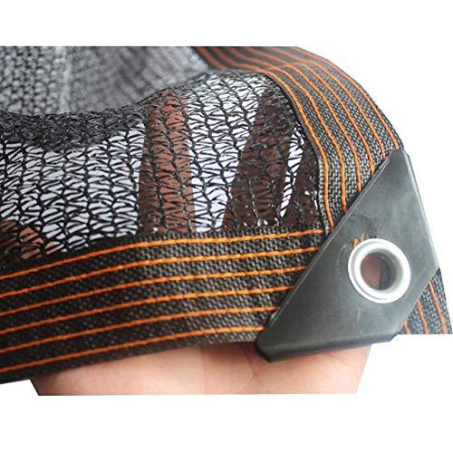 KEOA Filet D'ombrage 50% Taux d'ombrage Pliable Toile d'ombrage Respirant Respirant Filet Protection Solaire Bord Scellé pour Couvert végétal, Serre-15x30ft-5x10m