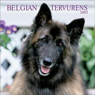 Belgian Tervurens: 2003