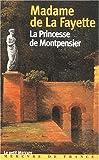 La Princesse De Montpensier - Mercure de France - 25/04/2001