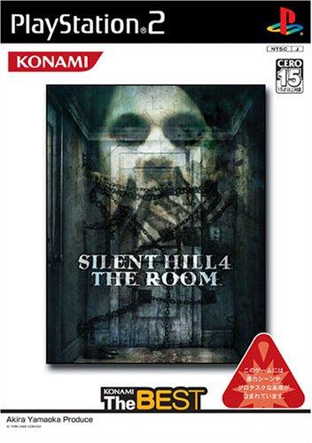 Silent Hill 4: The Room (Konami the Best)