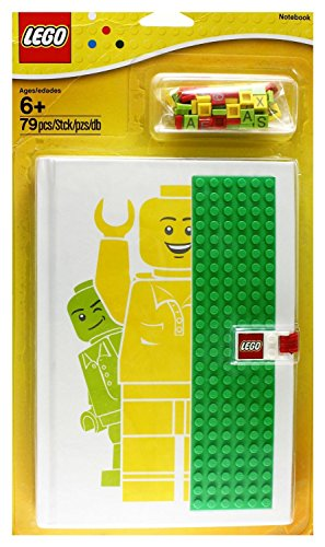 LEGO Stationary Notebook with Studs Exclusive (850686)