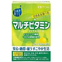 サプリル マルチビタミン 約30日分(2gX30袋)×6個