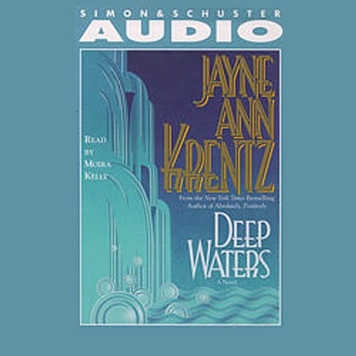Deep Waters audiobook cover art