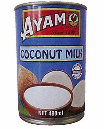 アヤム ココナッツミルク4号缶(400ml)