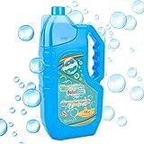 balnore Burbujas de Jabón, 1.2L Liquido Pompas de Jabón para Maquina de Burbujas Pistola Burbujas, Jabón Pompas para Niños Boda Fiesta de Cumpleaños