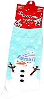 ZODOF Medias de Navidad Decoraciones Calcetines Decoración de Santa muñeco de Nieve del Reno