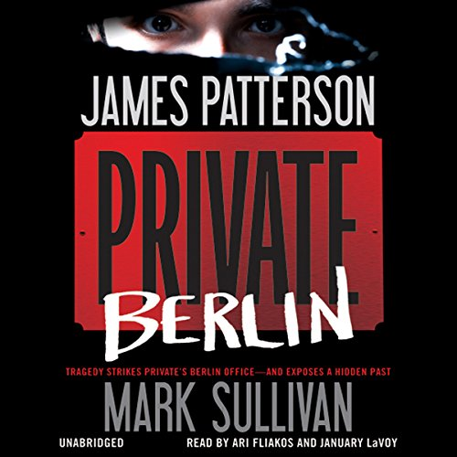 Private Berlin audiobook cover art
