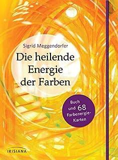 Die heilende Energie der Farben-Set: Buch und 68 Farbenergie