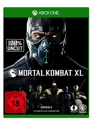 Mortal Kombat XL - [Xbox One]