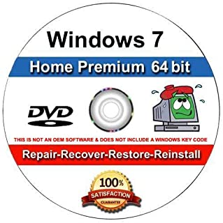 restore windows 7 with recovery disk