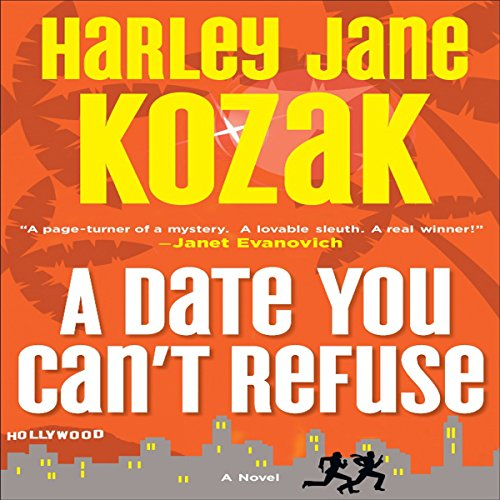 A Date You Can't Refuse audiobook cover art