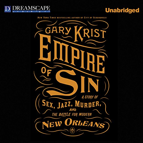 Empire of Sin  By  cover art