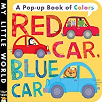 Red Car, Blue Car (My Little World)