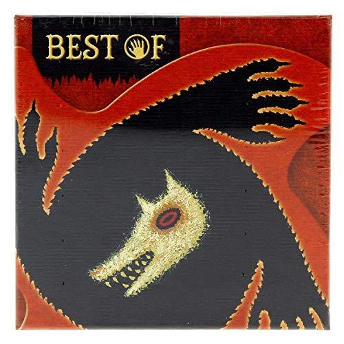 Asmodee-Los Hombres Lobo de Castronegro: Best of-Español (