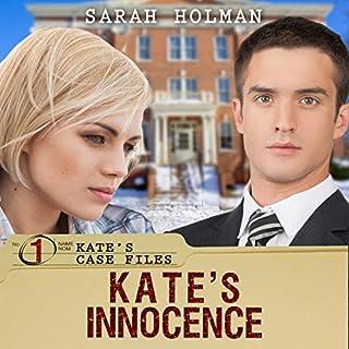 Kate's Innocence audiobook cover art