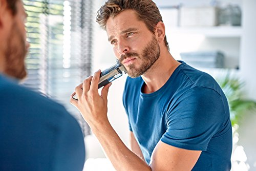 Philips Norelco Vacuum Beard Trimmer Series 7200, BT7215/49, Cordless...