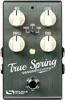 Source Audio SA247 True Spring Reverb スプリングリバーブ トレモロ ギターエフェクター