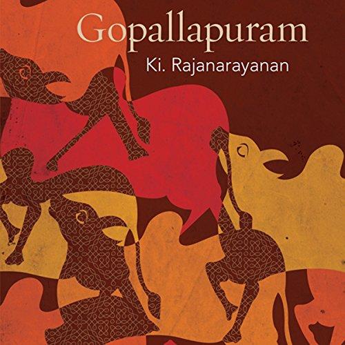 Gopallapuram audiobook cover art