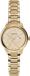 Swiss Gold Date Dial 32mm Women Wrist Watch The Classic BU10109