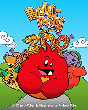 Roly-Poly Monster Goes to the Zoo