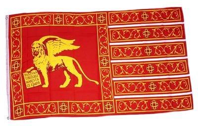 Fahne / Flagge Yachtflagge Venedig Flaggen