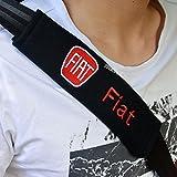 Protrex UK Cuscinetti per cintura di sicurezza in fibra di carbonio