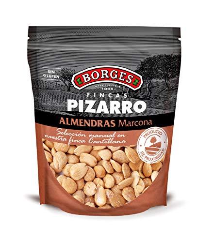 Borges Pizarro Almendras Fritas y Saladas, 160g