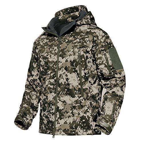 Ski Jacket Men Winter Jackets for Men Camo Jacket Hunting Jacket Snow Jacket Men
