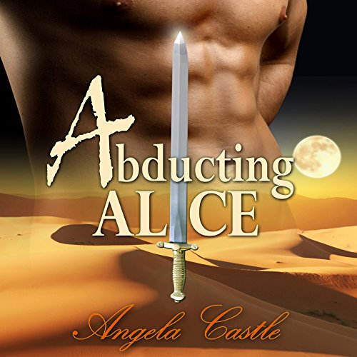 Abducting Alice audiobook cover art