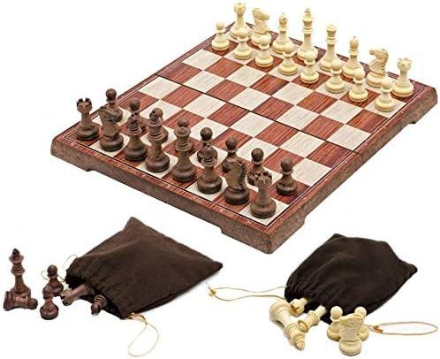 Max 48% OFF SLZFLSSHPK Chess Set for Max 86% OFF Magnetic Adults wit