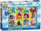 Ravensburger 05562 Disney Pixar Toy Story 4 - 24 Piece Giant Floor Jigsaw Puzzle for Kids - Every Piece is Unique - Pieces Fit Together Perfectly,Multicoloured