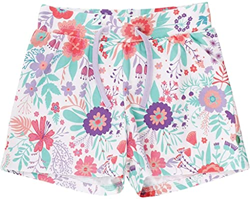Fred'S World By Green Cotton Aloha Shorts, Multicolore (White 011060102), 92 Bébé Fille