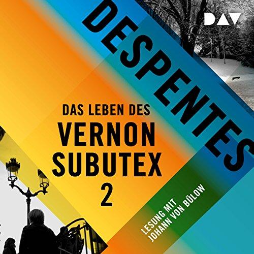 Couverture de Das Leben des Vernon Subutex 2