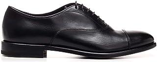 HENDERSON BARACCO Luxury Fashion Mens 703020NERO Black Lace-Up Shoes   Spring Summer 20