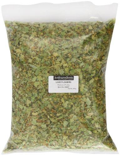JustIngredients Fiori di Tiglio - 500 gr