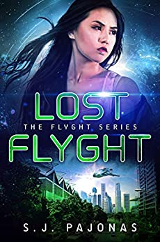 Lost Flyght (The Flyght Series Book 4) by [S. J. Pajonas]