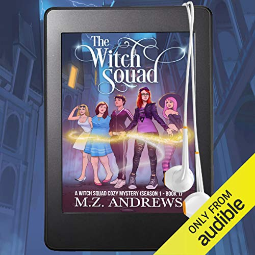 Couverture de The Witch Squad