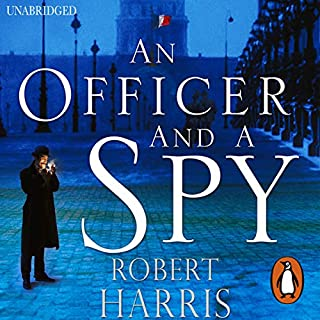 An Officer and a Spy cover art