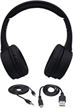 Wireless Headphones Stereo Gaming Headset for PS4, PC, Xbox One Controller, Noise Cancelling Headphones, Bass Surround, La...