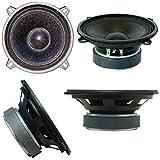 Master Audio CW501/8 Altavoz Medio bajo Altavoz 13.00 cm woofer 130 mm 5' 40 vatios rms 80 vatios impedancia máxima 8 Ohm en casa Fiesta, 1 Pieza