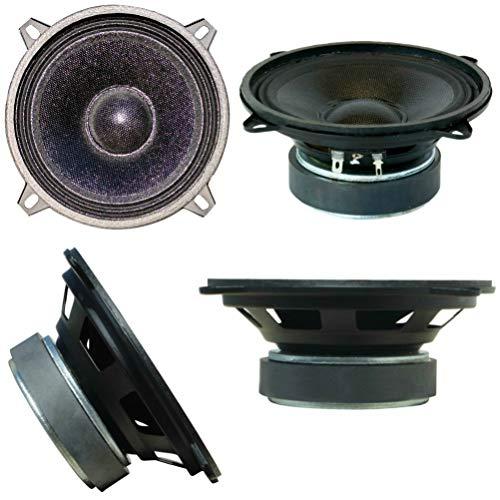 MASTER AUDIO CW501/4 altoparlante diffusore woofer 13,00 cm 130 mm 5' 40 watt rms 80 watt max impedenza 4 ohm portiere auto sensibilità 92 db, 1 pezzo